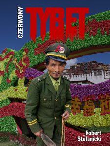 Zabawy z okładką c.d. Weterana z butelką i różańcem spotkałem na lhaskim Barkhorze podczas pierwszej wizyty w 2001 r. Wydaje się doskonałą metaforą dzisiejszego Tybetu.