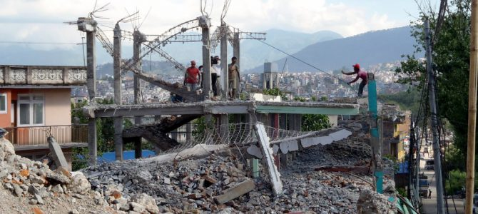 Earthquakes Don't Kill, Buildings Do – Or Is It Inequity?