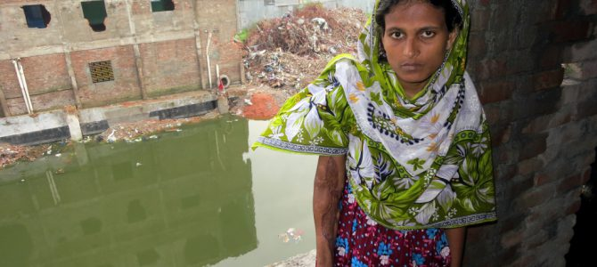 Bangladesh Workers Short of Compensation